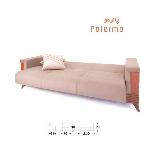 مبل تختخوابشو PALERMO اوهر